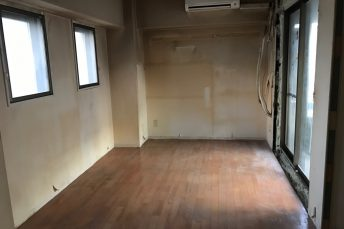第①弾 中央区O様邸1Kマンション女性好みのお部屋にリフォーム!現地調査
