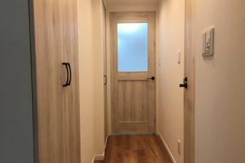第⑤弾 中央区O様邸1Kマンション女性好みのお部屋にリフォーム!完成しました。