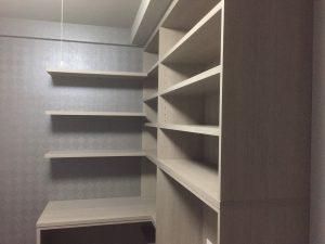 第⑨弾 練馬区A様邸マンションリフォーム工事!書斎兼寝室リフォーム編