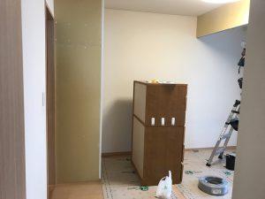 第⑥弾 江東区K様邸 1つの部屋を造作建具で2部屋に!完成です!