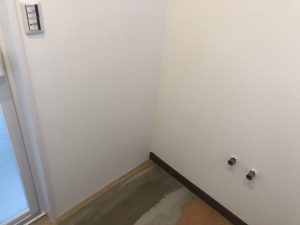 第⑤弾 海老名市S様邸外壁及び水廻りリフォーム工事!壁及び天井クロス貼り工事
